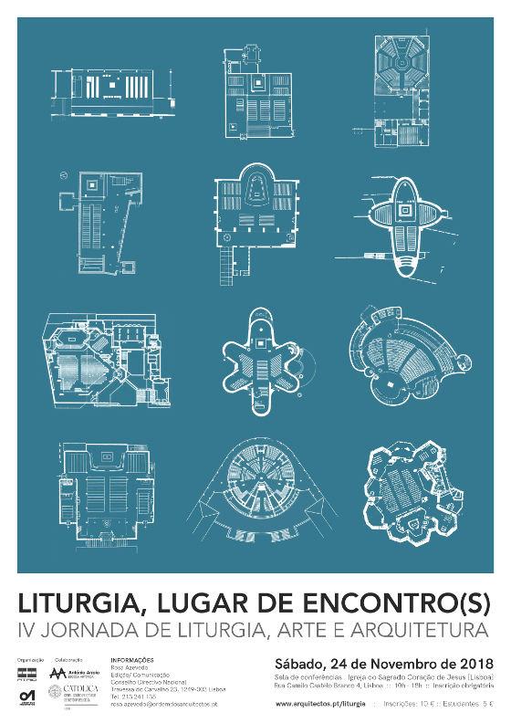 Liturgia, lugar de encontros