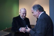 João Rodeia e Haroldo Pinheiro, Presidente do CAU (Brasil)