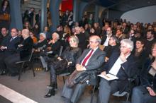 Auditório da Ordem dos Arquitectos na cerimónia