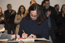Arquitecta Paula Torgal, Presidente do Conselho Directivo Regional do Sul