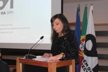 Arquitecta Cláudia Costa Santos, Presidente do Conselho Directivo Regional do Norte