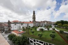 Igreja e a Torre dos Clérigos no Porto
