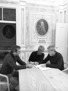Nuno Cera, Francisco e Manuel Aires Mateus