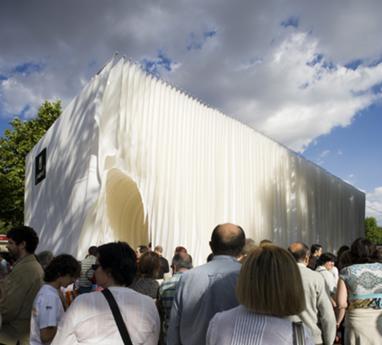Pavilhão Ayuntamento de Madrid – Feira do Livro de Madrid 2008
