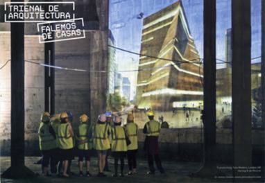 Transforming Tate Modern, London, UK . Herzog & de Meuron