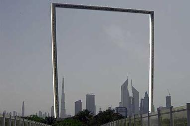 Dubai Frame . Fernando Donis