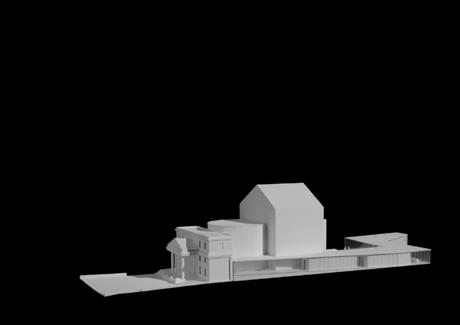 Requalificação do antigo Teatro Thalia