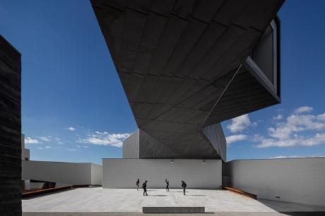 Melhor Projecto Público: Ampliação do Museu Marítimo de Ílhavo – ARX