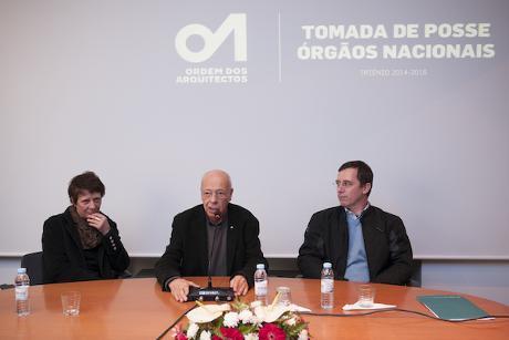 A nova Mesa da Assembleia-Geral - Alexandre Alves Costa como Presidente