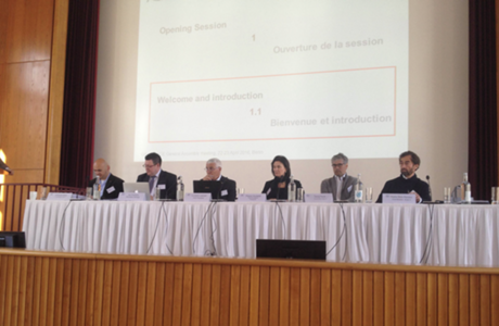 Assembleia-Geral do CAE, Abril de 2016, Berlim