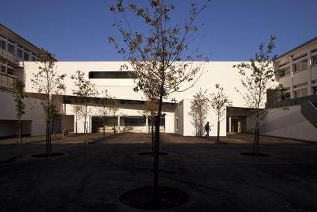 Escola Secundaria Rodrigues Lobo, Leiria | Inês Lobo Arquitecta