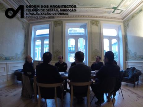 20 Janeiro 2018, sede OASRN. Assembleia do COB