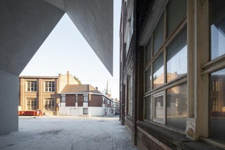 Faculdade de Arquitectura UCL, Tournai, Bélgica – Aires Mateus