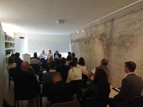 Jornada de Arquitectura. Delegação da Madeira, 9 de Novembro 2019