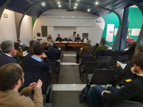 Assembleia de Delegados, sede nacional, 23 Novembro 2019