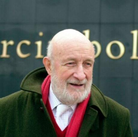 Vittorio Gregotti em 2002