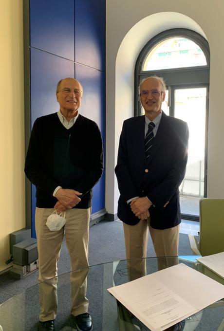 Gonçalo Byrne e Carlos Abrantes, 4 de Junho 2021